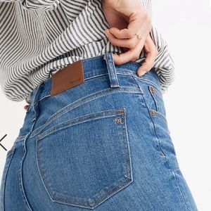 Madewell Cali Boot Jeans Eco Edition